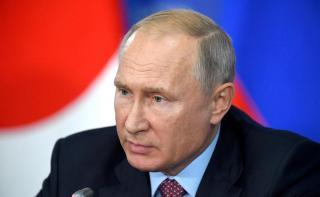 Фото: пресс-служба Кремля | Путина потрясло то, что сделали во Владивостоке