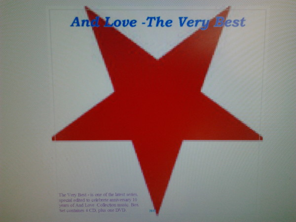 'AND LOVE' - The Very Best Part Two
