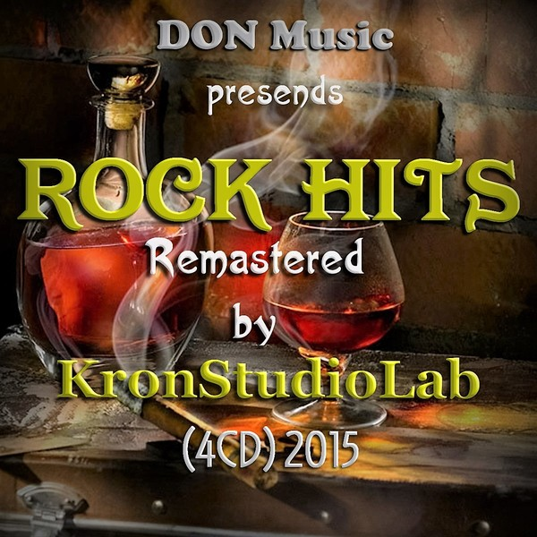 VA - Rock Hits (Remastered) (4CD) 2015