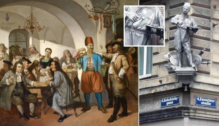Как запорожский казак научил Вену пить кофе и другие увлекательные кофейные истории.