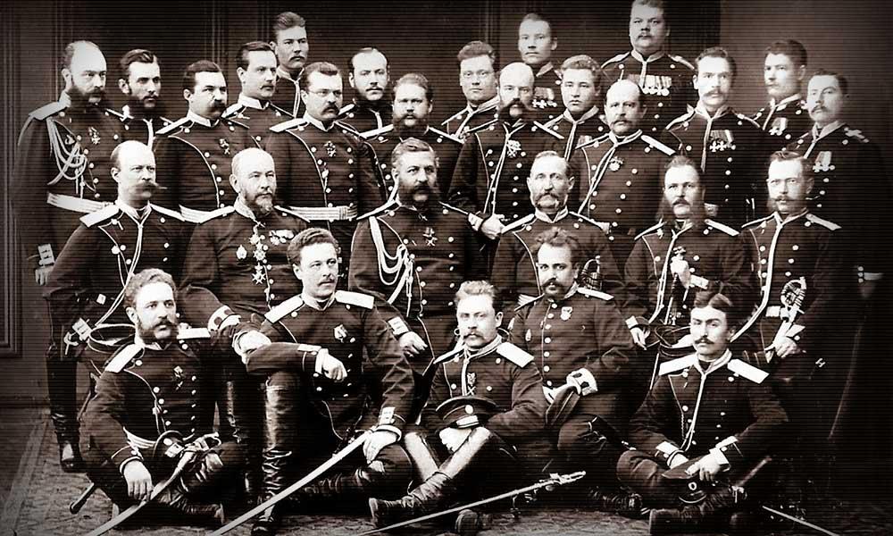 Кукушка — смертельная игра скучающих русских офицеров